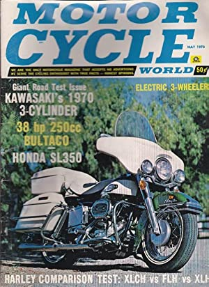 Motorcycle World Vol 4, No. 13; May: Alphern, Morris (Ed.)
