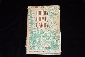 Hurry Home, Candy: Meindert Dejong