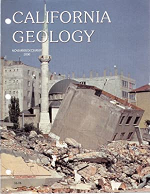 California Geology November-December 2000 With Annual Index: Hunter, Christy Craig,
