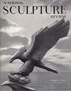 National Sculpture Review, Volume XII, No. 2: Block Adolph