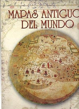 Mapas Antiguos del Mundo OVERSIZE FLAT mapsz: Romero, Frederico y