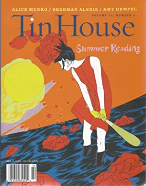 Tin House Volume 13, Number 4 Issue Number 52 Summer 2012 Summer Reading literaturez