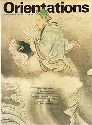 Orientations A Discovery of Asia and The: Lovell, Hin-cheung, et