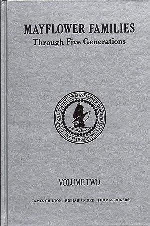 Mayflower Families Through Five Generation Decendants of: Sherman, Robert M.,
