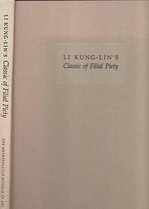 Li Kung-Lin's Classic of Filial Piety chinaz: Barnhart, Richard M.,