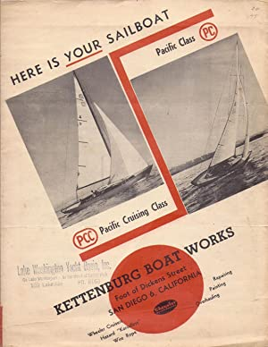 Kettenburg Boat Works Here Is Your Sailboat PCC Pacific Cruising Class PC Pacific Class Advertising...