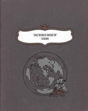 World Book of Todds: Halbert's Family Heritage