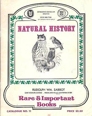 Rudolph William Sabbot Rare and Imported Books: Sabbot, Rudolph, Wm.