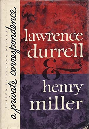 Lawrence Durrell & Henry Miller