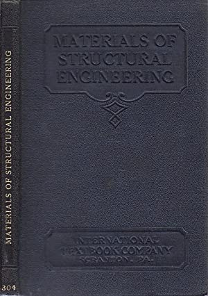 Materials of Structural Engineering
