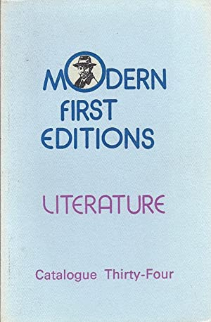 Joseph The Provider, Modern First Editions, Literature Catalogue #4