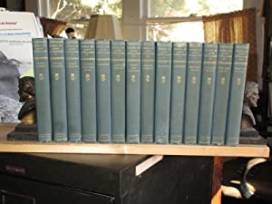The Works of John Burroughs Riverby Edition Volumes 1 -14 undersize: Burroughs, John