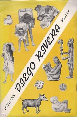 Postales Diego Rivera Poster y Breve Descripcion: Castro, A. G.,