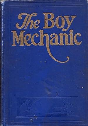 The Boy Mechanic A Book That Tells: Clark, Donald W.,