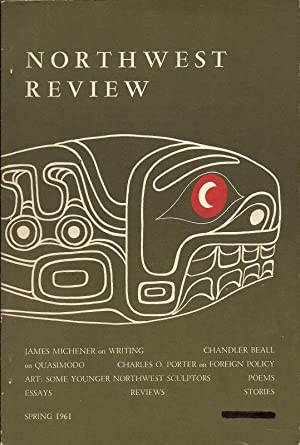 Northwest Review Volume IV, No. 2, [Spring 1961]