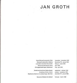 Jan Groth Thematic Drawings November 1978 thru: Groth, Jan