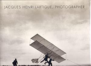 Jacques Henri Lartigue, Photographer kk AS NEW: Lartigue, Jacques Henri