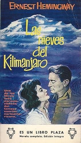 Las Nieves del Kilimanjaro En rustica Como: Hemingway, Ernest