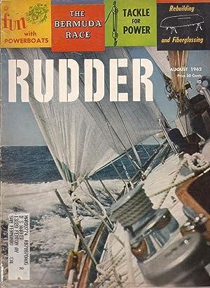Rudder August 1962: Lauer-Leonardi, Boris, et