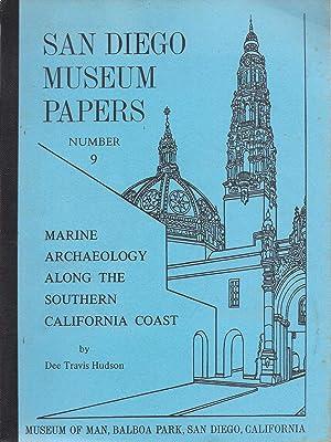 Marine Archaeology Along the Southern California Coast: Hudson, Dee Travis