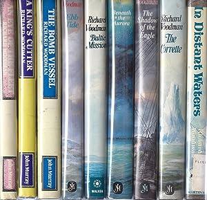 Woodman, Richard. Set of 10 Nathaniel Drinkwater: Woodman, Richard