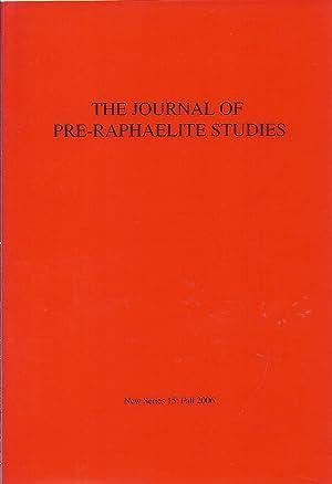 The Journal of Pre-Raphaelite Studies New Series: Latham, David et