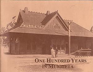 One Hundred Years In Murrieta oversize RP: Gerdes, Lyle, et