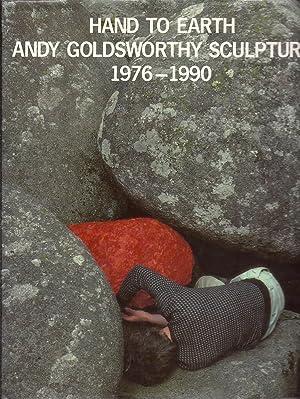 1998 Carton d invitation ANDY GOLDSWORTHY