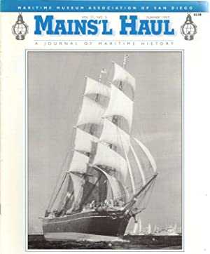 Mains'l Haul A Journal of Maritime History: Arnold, Craig, [Editor].