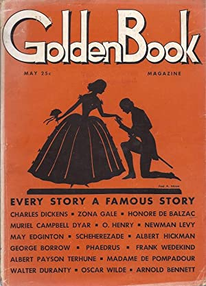 The Golden Book Magazine For May 1935 Vol. XXI, No. 125.