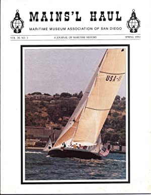 Mains'l Haul Maritime Museum Association of San: Arnold, Craig, [Editor].