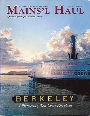 Mains'l Haul. A Journal of Pacific Maritime: Allen, Mark, Editor