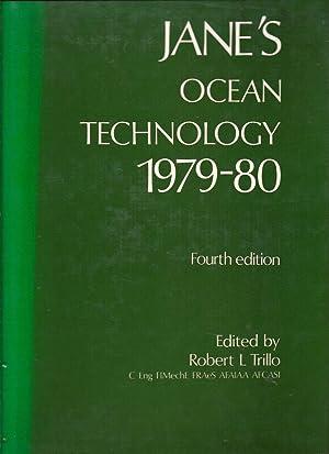 Jane's Ocean Technology, 1979-80 Fourth Edition OVERSIZE.: Trillo, Robert L.,