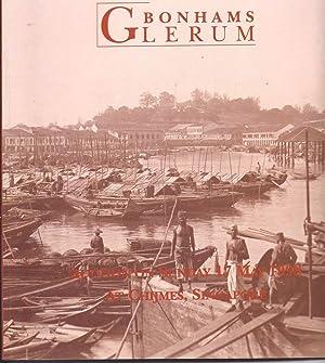 Bonhams Glerum Auction 17th May 1998 At: Keith, Phillip et