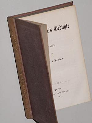 Shakespeare Gedichte Deutsch Von Zvab