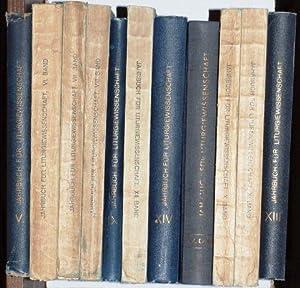 Jahrbuch für Liturgiewissenschaft. Hrsg. v. Odo Casel.