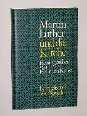 """Martin Luther und die Kirche. """"Von der: Luther, Martin:"""