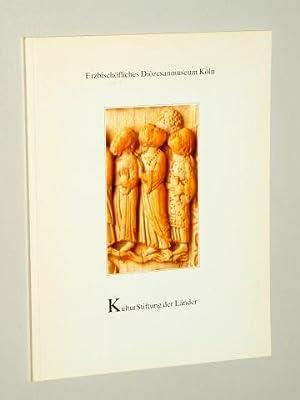 Ein frühromanisches Elfenbeinrelief aus Köln.: Plotzek, Joachim M.: