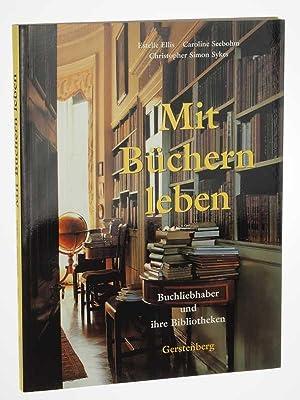 9783836929837 mit b chern leben buchliebhaber und ihre bibliotheken von estelle ellis. Black Bedroom Furniture Sets. Home Design Ideas
