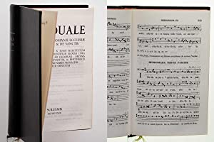 Graduale Sacrosanctae Romanae Ecclesiae de Tempore &: Graduale Romanum, 1979.-