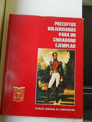 Preceptos Bolivarianos Para Un Ciudadano Ejemplar