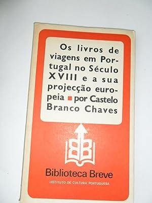 Os Livros De Viagens Em Portugal No: Branco Chaves C