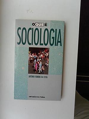 Sociologia: Firmino Da Costa