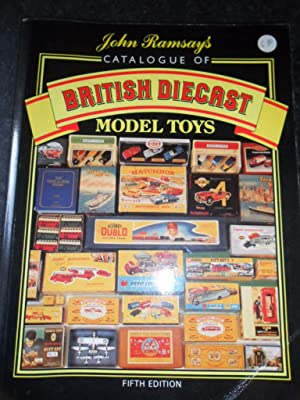 Catalogue of British Diecast Model Toys: Ramsay John