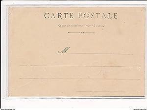 Carte postale ancienne AUTOGRAPHE de Madame AMEL (de la Comédie Française)