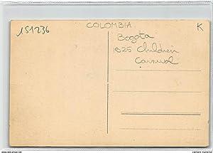 Carte postale ancienne COLOMBIE : en la fiesta del estudiante