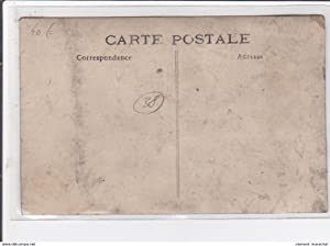Carte postale ancienne DÉPART POUR LA GRANDE CHARTREUSE EN AUTOBUS 1913