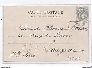 Carte postale ancienne ARIEGE : eleveur d'ours
