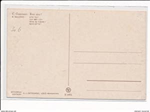 Carte postale ancienne SOLOMKO : qui est là?