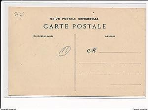 Carte postale ancienne BIARRITZ : groupe de luziens et luziennes, danseurs et danseuses du labourd